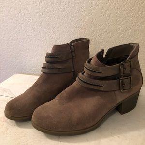 Sonoma Heeled Booties